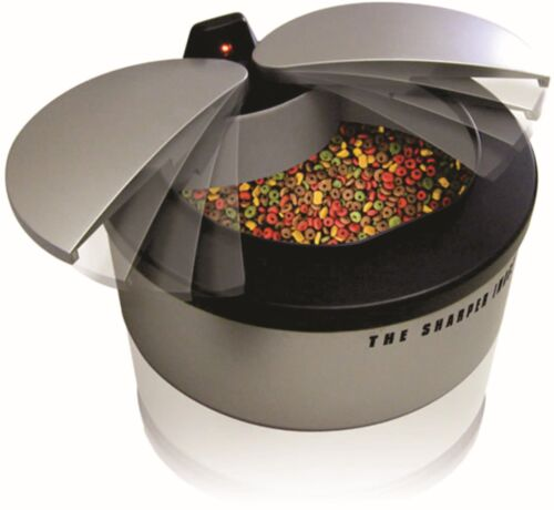 NEW Pet Dish With Automatic Motion Sensor By Sharper Image