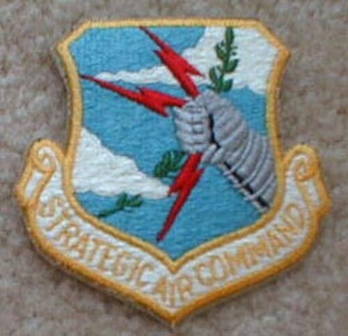 Obsolete> U.S. Air Force Strategic Air Command patchAir Force - 66528