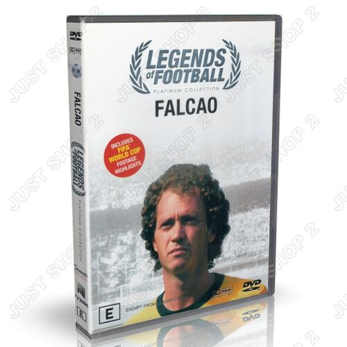 Legend Of Football Falcao : FIFA World Cup Footage : Brand New