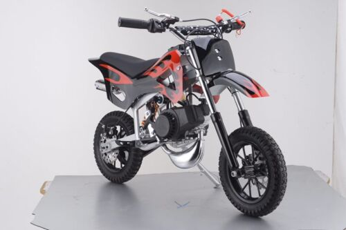 49CC MINI MOTOR DIRT BIKE KIDS POCKET 2 STROKE MOTORCYCLE MONKEY ATV BLACK RED <br/> FREE POSTAGE AUS - BLACK RED - LIMITED STOCK COLOUR