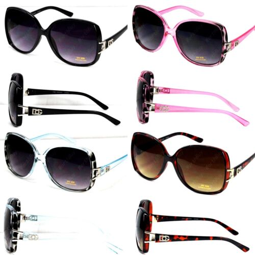 New Womens DG Eyewear Designer Fashion Butterfly Square Sunglasses Retro Shades