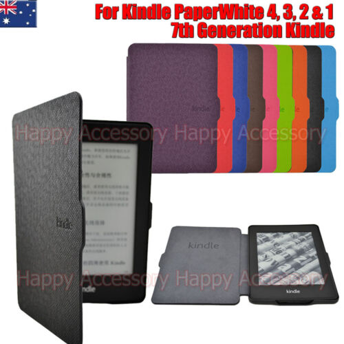 Slim Case Cover for Amazon 7th Gen Kindle 2014, Kindle Paperwhite 4,3,2,1