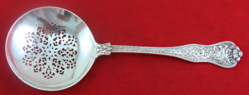 OLYMPIAN by Tiffany Sterling Silver PEA SERVER or SPOON, RARE, Mono