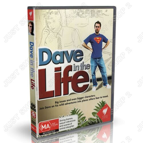 Dave In The Life : Australian Film + Extras! : New DVD