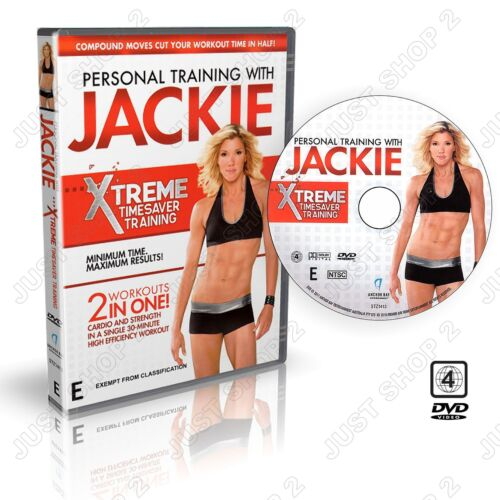 Cardio & Strength Exercise DVD : New & Sealed