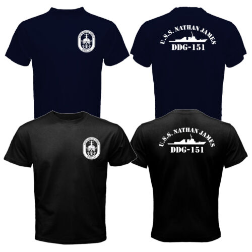 New The Last Ship USS Nathan James DDG-151 US Navy Seal TV Series T-shirt TeeOther Militaria - 135