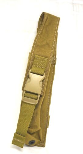 London Bridge Trading Co. Modular Pop Flare MOLLE Pouch in Coyote tanPouches - 158437