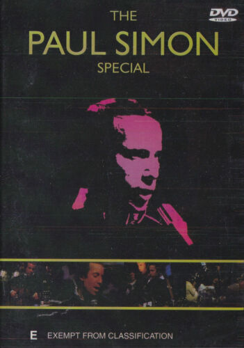 [BRAND NEW] DVD: THE PAUL SIMON SPECIAL