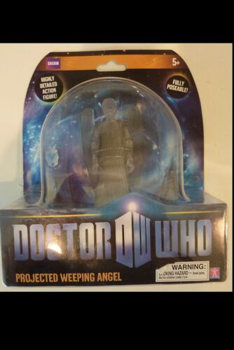 """Doctor Who Projected Weeping Angel Action Figure 5"""" NEW!"""