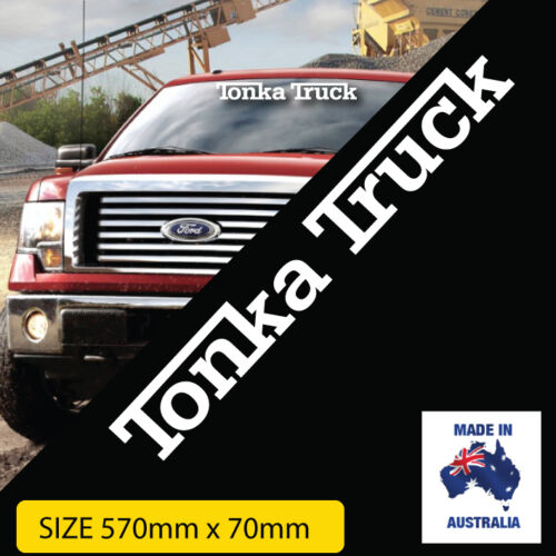 truck stickers windscreen | Got Free Shipping? (AU)