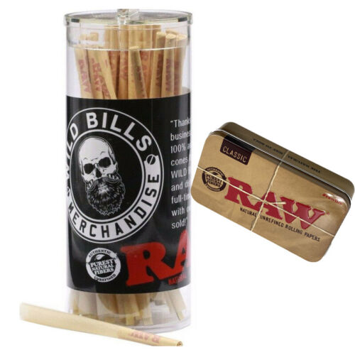 Raw Cones 50 King Size Cones + THE CONE ARTIST rolling machine
