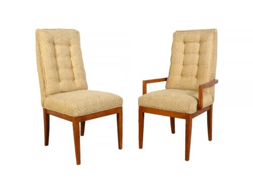 Founders Furniture Dining Chairs Parsons Chair Mid Century Modern Milo Baughman