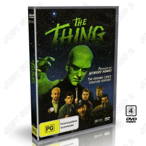 The Thing From Another World DVD : 1951 Classic Movie : Brand New
