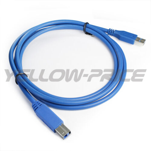 1M 2M 3M Super High Speed USB 3.0 Printer Scanner Cable AMBM Cord for HP Brogher