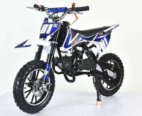 49CC MINI MOTOR DIRT BIKE KIDS POCKET ROCKET PEE WEE ATV 50CC BLUE GREEN ORANGE <br/> BLUE GREEN ORANGE - SYDNEY SELLER - SHIP FROM SYDNEY
