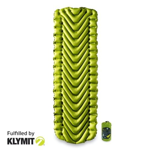 KLYMIT Static V2 Sleeping Pad Camping Air Mattress - FACTORY REFURBISHED <br/> 🔥Over 40% OFF Retail Price - ⏳Limited Time Offer⌛️