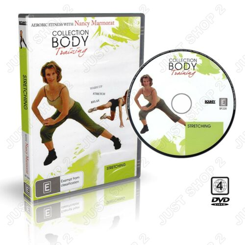 Stretching Exercise DVD : Tighten & Tone : New Beginners Level