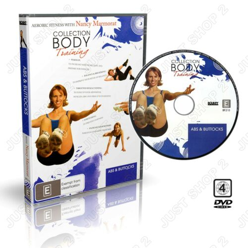 Abs & Butt : Core Workout : New Exercise DVD (Beginners Level)