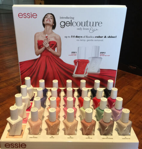 Essie Gel Couture Gelcouture Brand New - Pick Any