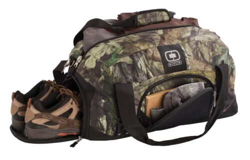 """OGIO Big Dome 21""""  Camo Large Capacity Duffel for Light Travel or Gym - New"""
