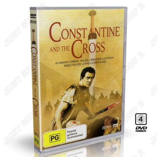 Constantine And The Cross : H.G. Wells : Original 1936 Classic : New DVD