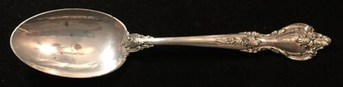 Sterling Silver Flatware - Lunt Delacourt Serving Spoon