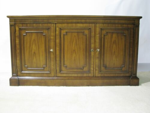"""Kindel """"Beauclair"""" Buffet with Locking Doors and Interior Drawers, Near Mint"""