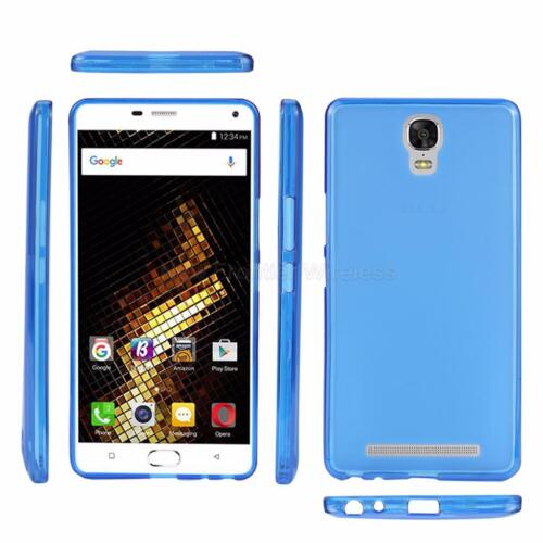 For BLU Energy XL E0030UU TPU Gel Rubber Soft Skin Silicone Case Cover