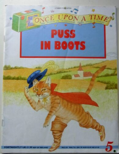 puss in boots learn to read childrens book pb