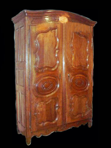 Antique 18th Century French Louis XV Style Grand Armoire (c.1794)-PRICE REDUCED