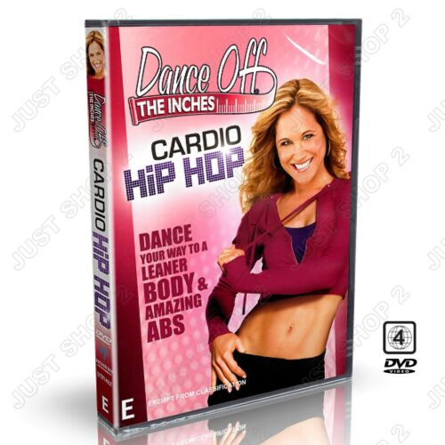 Exercise DVD : Dance Off The Inches Cardio  Fat Burning Workout :Brand New