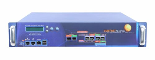 ContentKeeper® Web Filtering System - Appliances
