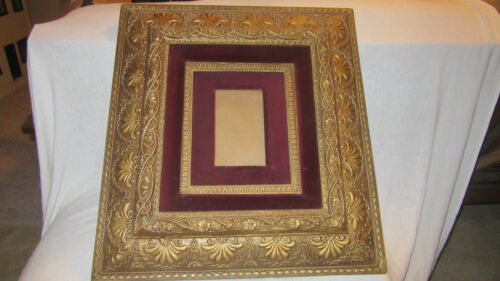 Beautiful Vintage Antique Ornate Picture Frame