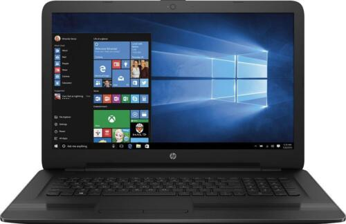 "New HP 17.3"" Laptop Intel Core i5-7200U 8GB Memory 1TB HDD DVD/CD burner Win 10"