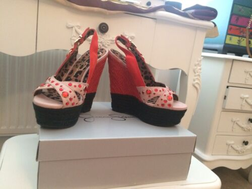 Jessica Simpson womens shoes size 3