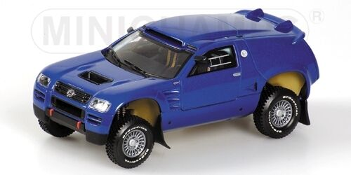 Volkswagen Race Touareg Homologation Version 2003 1:43 Model MINICHAMPS