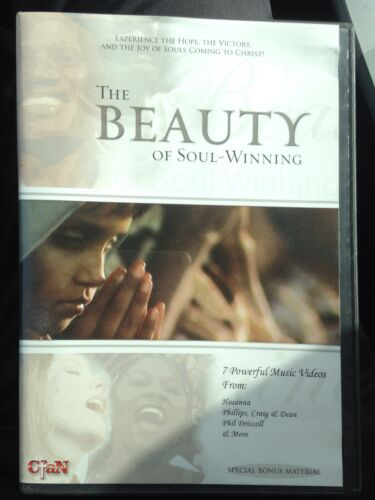 THE BEAUTY OF SOUL WINNING/UNDERCOVER RELIGION, CHRIST 2 DISCS DVD