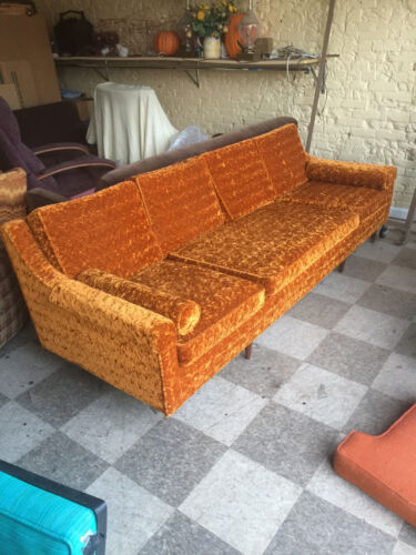 Mid Century Modern, Retro, Vintage Sofa Couch