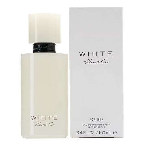 Kenneth Cole White by Kenneth Cole 3.4 oz. EDP Perfume for Women Sealed In Box