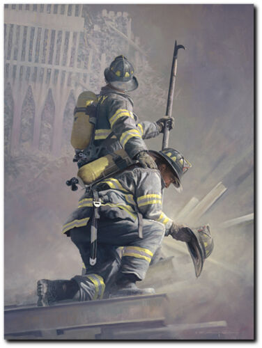 A PRAYER FOR MY BROTHER by William S. Phillips OPEN EDITION World Trade Center
