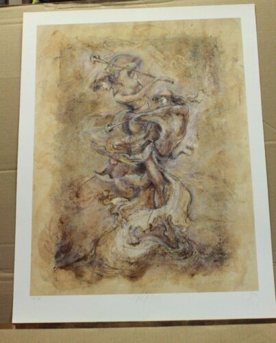 The Pipers by Joy Kirton Smith SOLD OUT Limited Edition Giclee