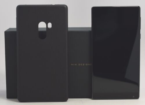 "OPEN BOX-Xiaomi Mi Mix 256GB Black (FACTORY UNLOCKED) 6.4"" 6GB Ram 16MP Dual Sim"