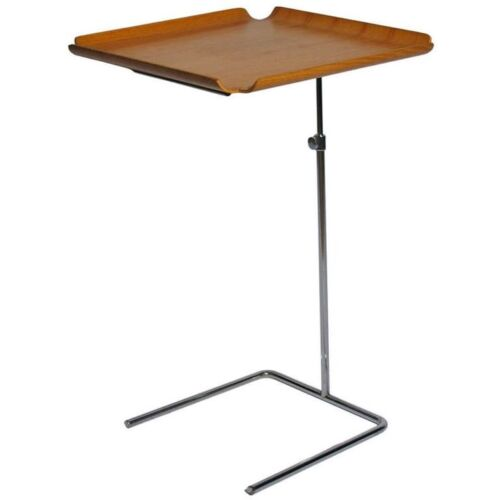 TWO authentic George Nelson Tray Tables (Model 4950 ) produced by Herman Miller