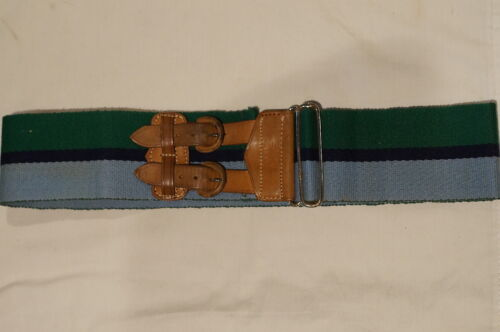The Royal British Legion Corps Of Drums 4inches Stable Belts