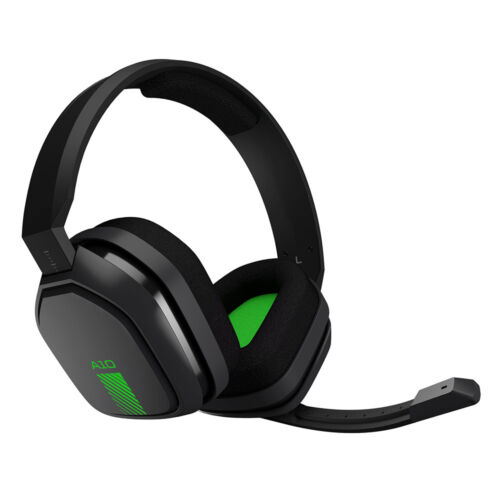 ASTRO A10 Gen 1 Wired Gaming Headset Grey/Green for Xbox One / PS4 & Mobile NEW