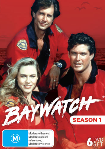 Baywatch : Season 1 (DVD, 2013, 6-Disc Set) - Region 4