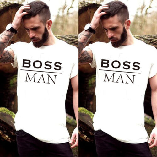 Fashion Men's Slim Fit O-Neck Short Sleeve Muscle Tee T-shirt Casual Tops Blouse
