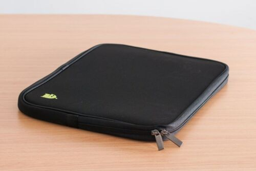 "Access Notebook Sleeve - To Suit 12/14"" Widescreen Notebook - Black"