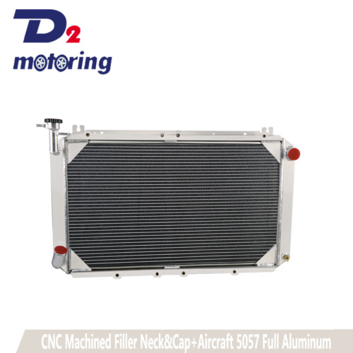 4ROW Radiator FIT JEEP CHEROKEE XJ 4.0L TRANS COOLER DRIVER SIDE 94-01 95 96 97