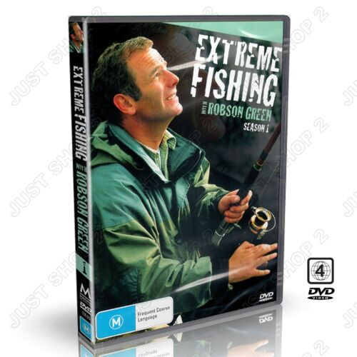 Extreme Fishing  Season 1 : With Robson Green :  New DVD